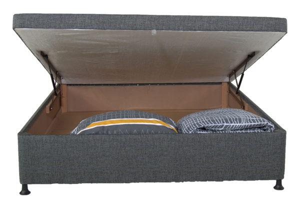 Flip Top Storage Bed Base